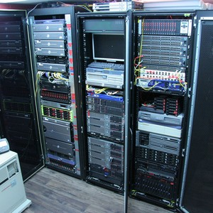 Valor do mini data center