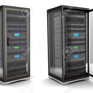 Rack servidor data center