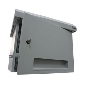Caixa outdoor para radar