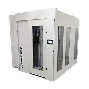 Instalação de mini data center