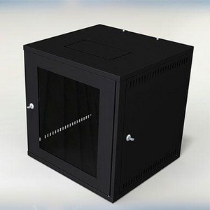 Mini rack para switch 24 portas