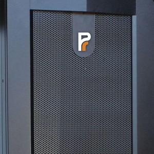 Rack padrão 19 polegadas